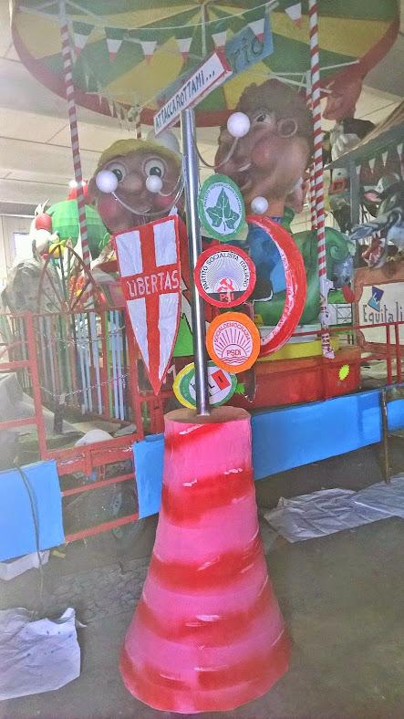 Sant'Eraclio: Carnevale 2015