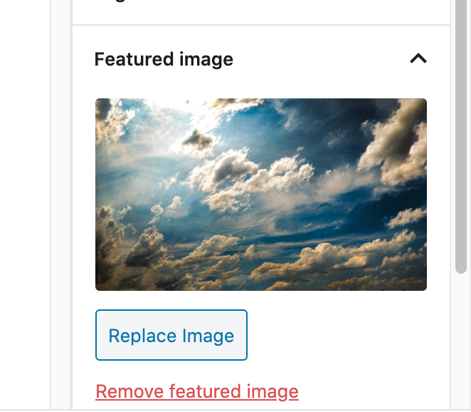 Optimize your featured image for social