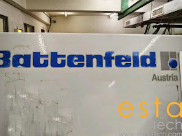Battenfeld BA600/125 CDC (1995 & 1998) Liquid Rubbder Injection Moulding Machine