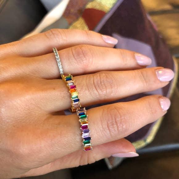 Nikki Smith Designs rings
