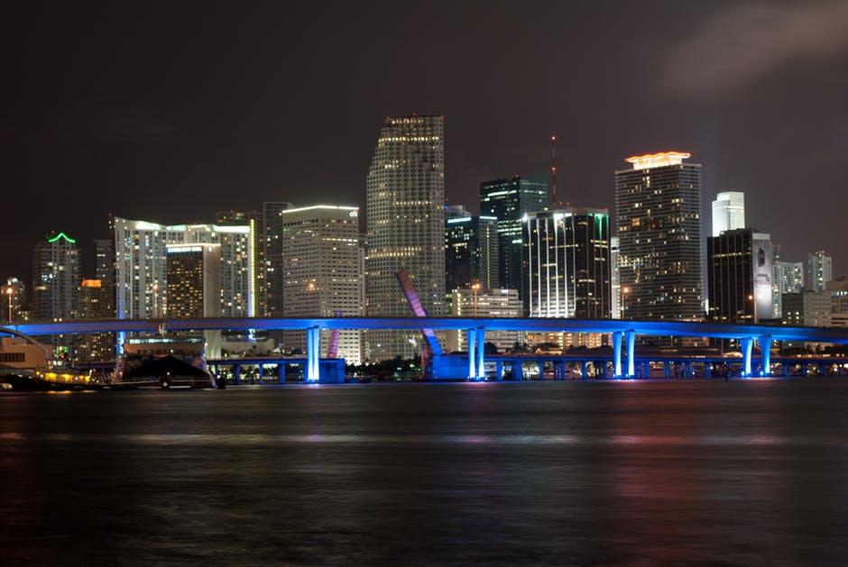 architecture, blue, bridge