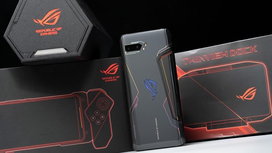 ASUS ROG Phone 2 電競手機!教你如何達到最佳遊戲體驗|PS4 手把配對、120Hz 更新率、高通S855+、遊戲手機推薦、Kunai 遊戲手把、側邊充電 - 3