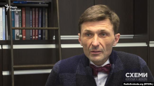 Віталій Титич називає період до 2010-го часом «розквіту судової корупції»