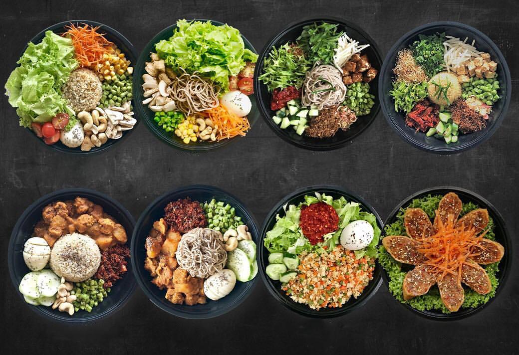 Healthy Snacks Malaysia, rawsome