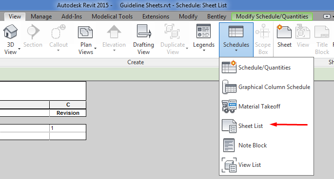 Sheet Layout and Management - Operation in Revit - Modelical