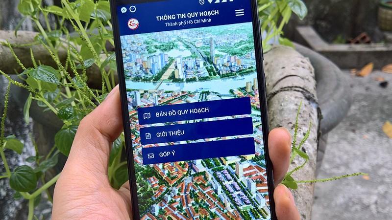 Hướng dẫn tra cứu quy hoạch trực tuyến thành phố Hồ Chí Minh nhanh chóng, dễ dàng