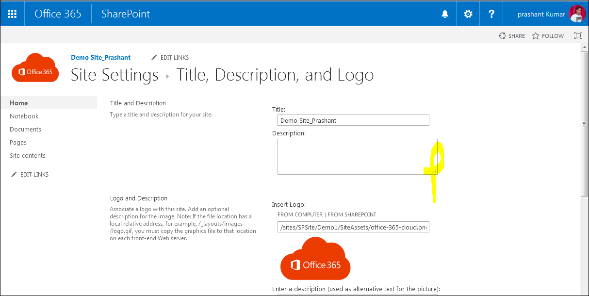 SharePoint Solutions Tips: How to customize your SharePoint online ...
