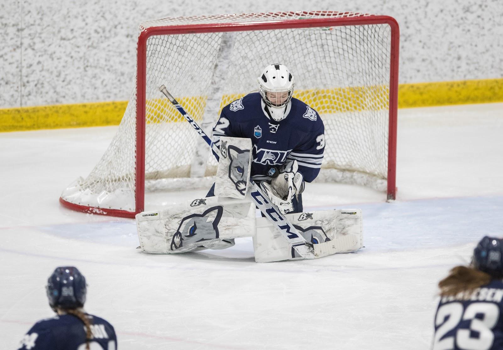 Image result for Kaitlyn Ross MRU Women's hockey