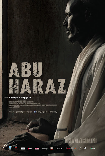 Przód ulotki filmu 'Abu Haraz'