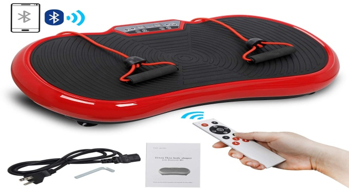Body Vibration Massage Machine For WeightLoss  at home