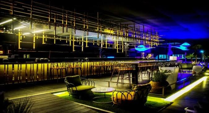 Rooftop Restaurants In Pune The Mafia