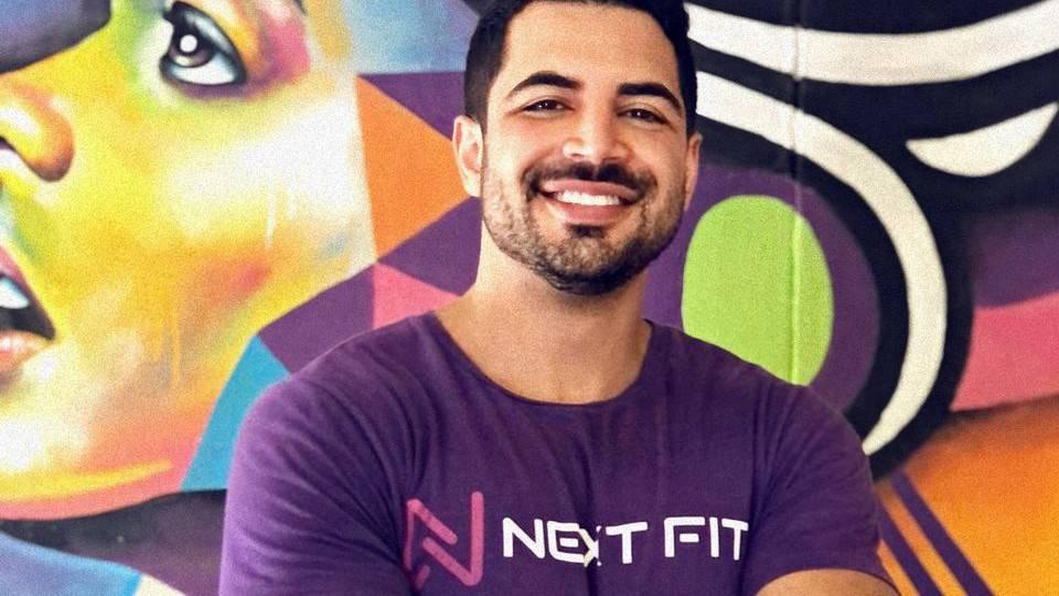 Douglas Waltricke, da NextFit (Divulgação)