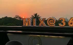 MIX@36 AT THE WESTIN pune party
