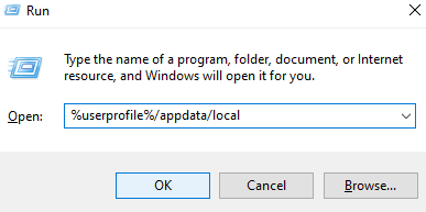 User data folder Widevine CDM