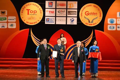 Thép Việt Đức lọt top 20 doanh nghiệp hàng đầu Việt Nam