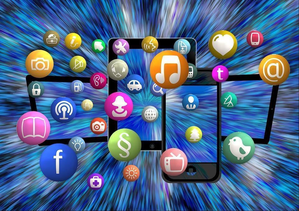 社会的なメディア, アイコン, 構造, ネットワーク, インターネット, 社会, 社会的ネットワーク, ロゴ
