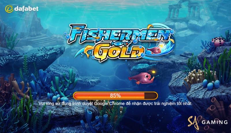 Thể loại Fishermen Gold độc quyền tại Dafabet