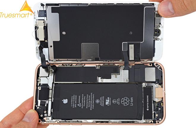 Sửa iPhone 8/8/Plus/X bị mất nguồn lấy ngay