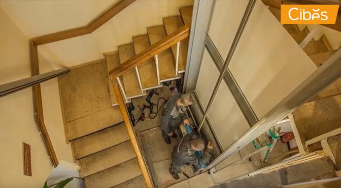 Công suất động cơ hợp lý sẽ giúp thang máy của bạn tiết kiệm điện hơn