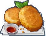 Bánh Khoai Tây Mondstadt - Mondstadt Hash Brown