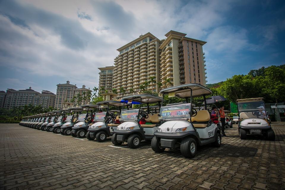Is a 48 Volt Golf Cart Better Than a 36 Volt Golf Cart? Golf Cart Charger Yamaha Unique New Volt Battery V Star Ez Go Club on