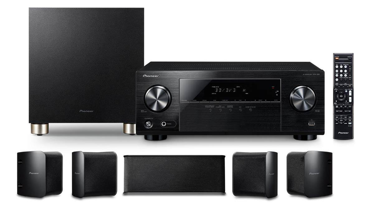 Pioneer HTP074  Home Theatre System