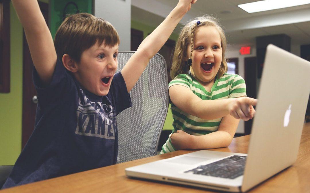 beneficios creatividad imaginación niños programar