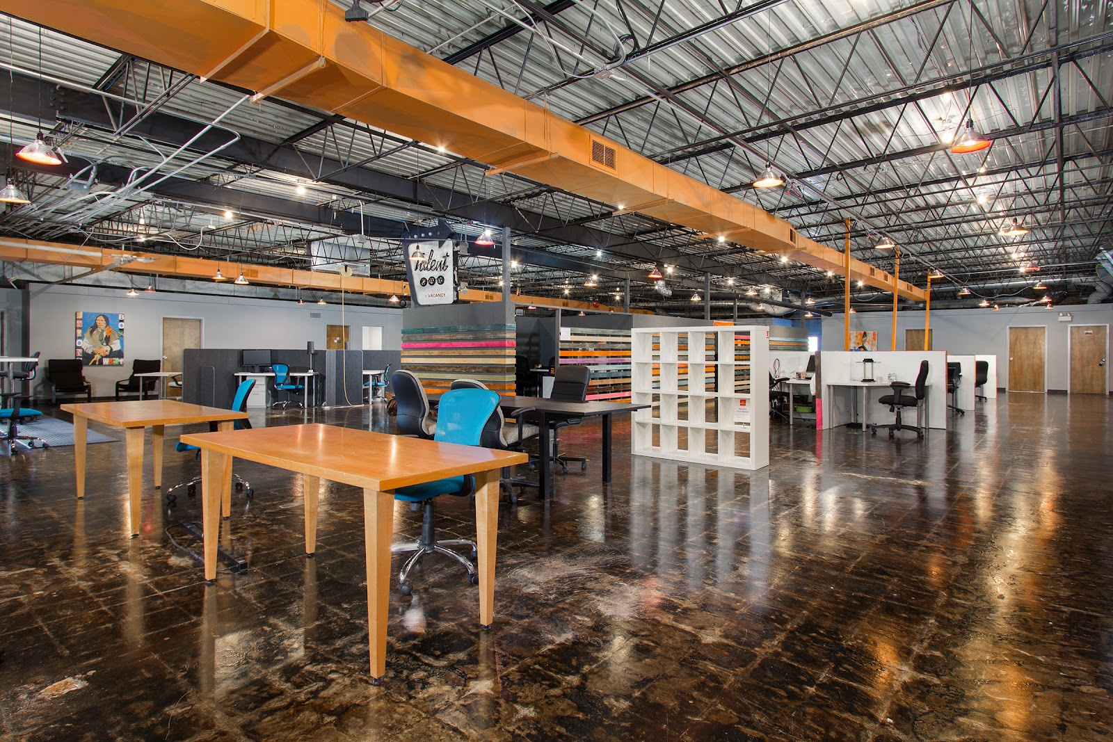 Strongbox Coworking spaces in Atlanta