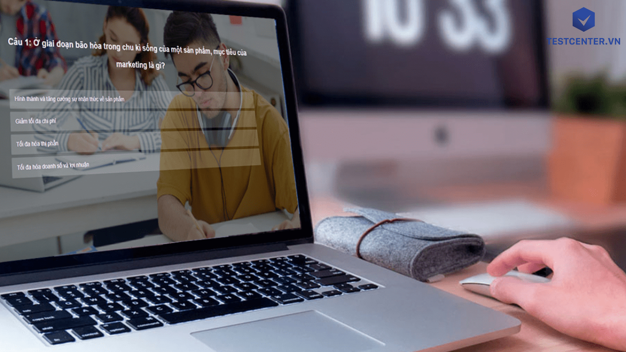 bài test online trong tuyển dụng