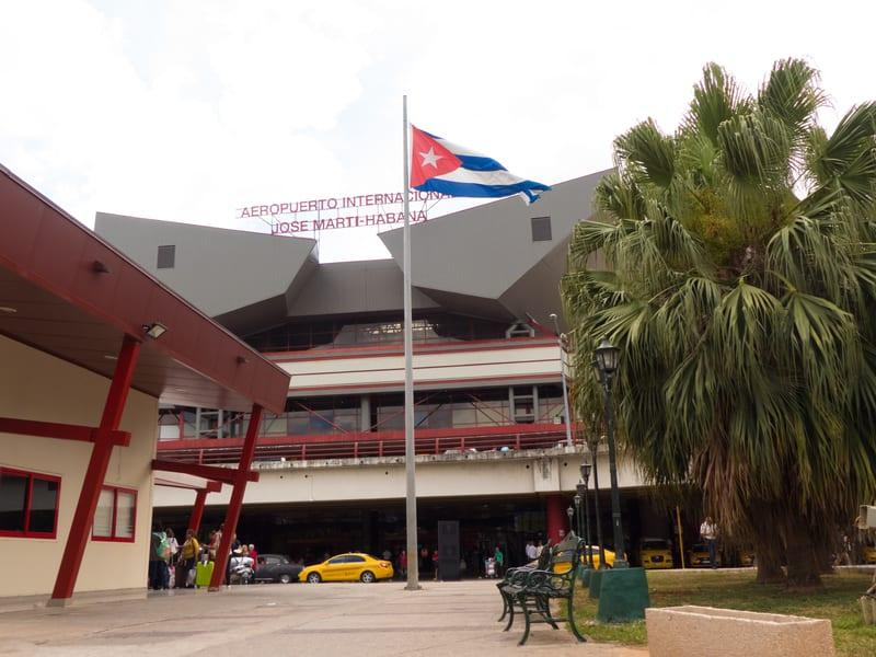 Jose Marti, International Airport, Cuba
