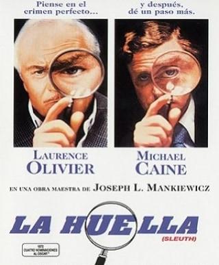 La huella (1972, Joseph L. Mankiewicz)