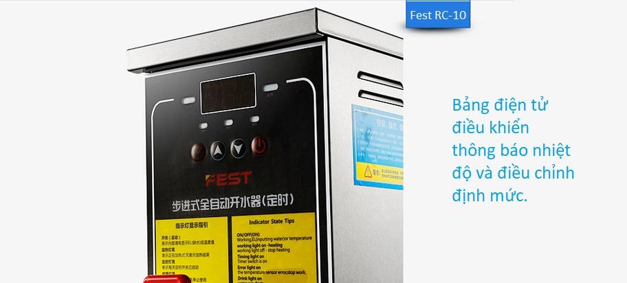 Máy đun nước siêu tốc Fest RC-30 - ảnh 9