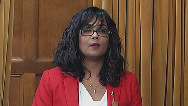 Liberal MP Iqra Khalid says she has received hate mail and death threats after tabling a motion calling on the government to condemn Islamophobia.
