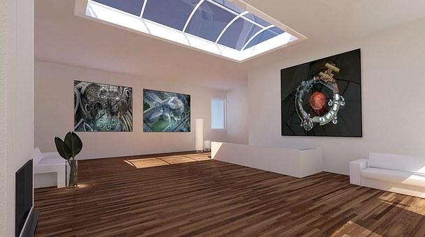 peintre intérieur à paris, pose de toile de verre, fibre de verre paris