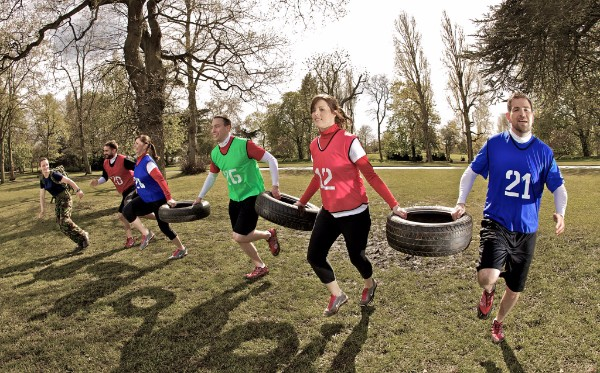 GoSweat Tooting Boot camp | British Military Fitness