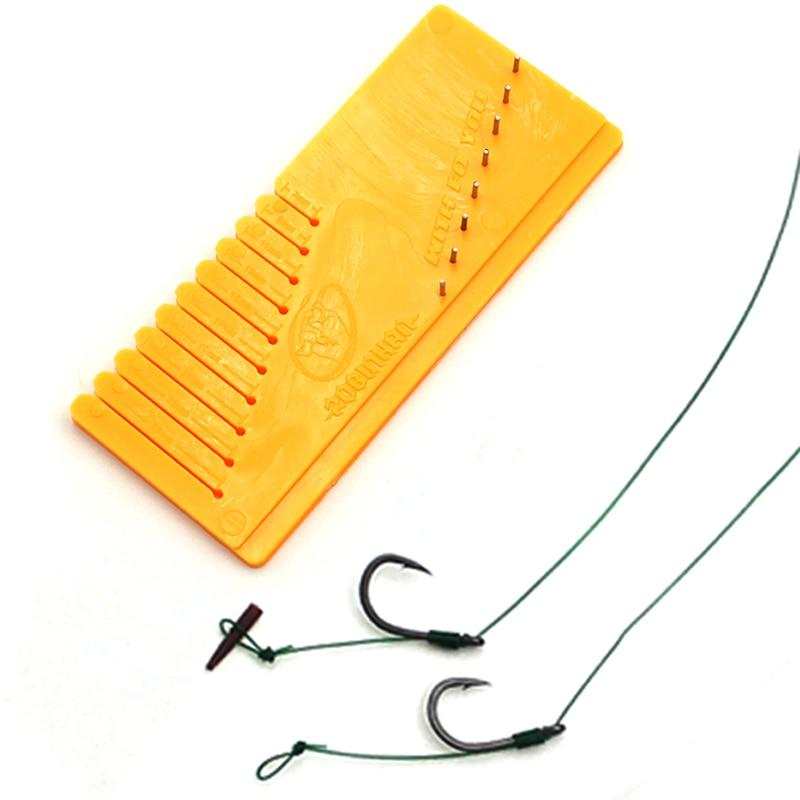 Feeder Fishing Tool For Carp Rig Hair Gauge