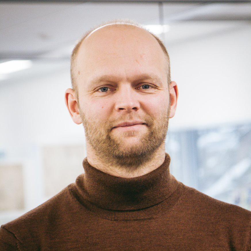 Forfatter av BIM-artikkel, Ole Kristian Kvarsvik