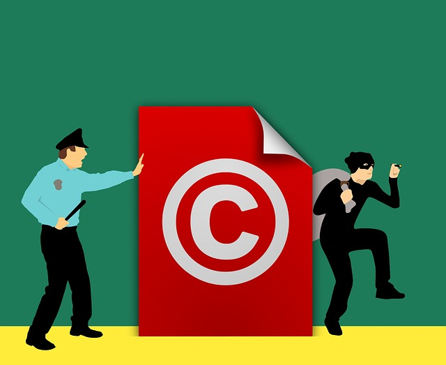 getting a copyright is one guideline for the small business and asset protection
