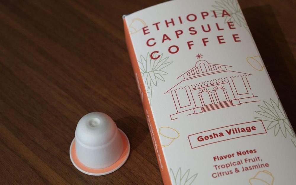 ethiopia coffee capsules