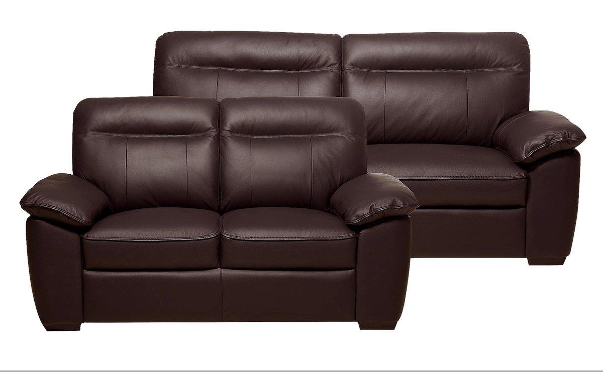 Amey Aryan PVC 3+2 Sofa Set