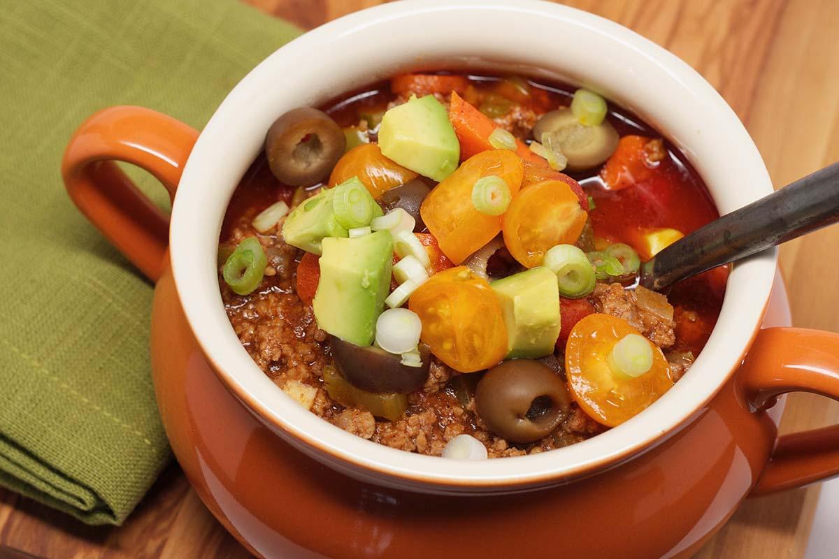 primal chili recipe