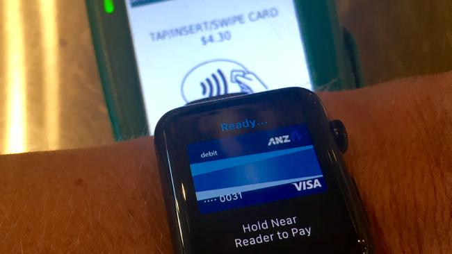 ANZ is the only big four Australian bank that has launched Apple Pay.