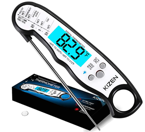 digital meat thermometer amazon