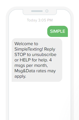 marketing with SMS