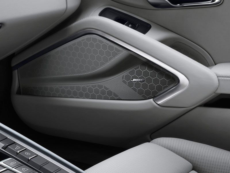Porsche 911 Carrera 4S - BOSE® Surround Sound System - Porsche ...