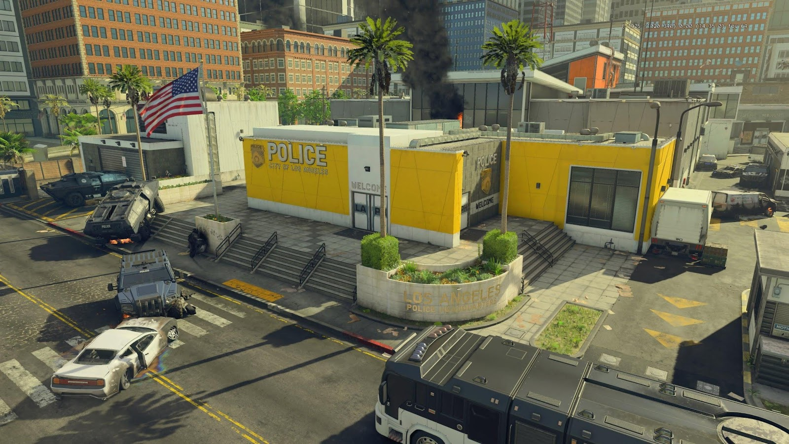 Black Ops 4 Lockup Haritası