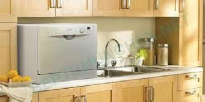 Máy rửa bát có kích thước nhỏ, mẫu mã đẹp mắt