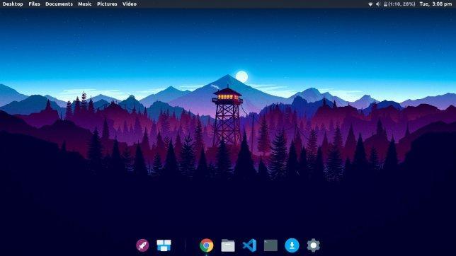 Xfce 4 (Linux desktop environment) customizated