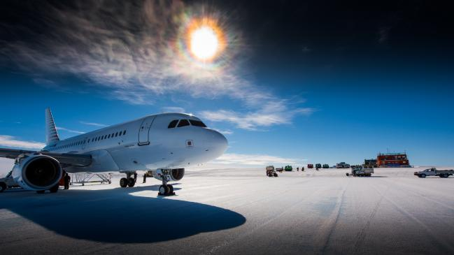 Staff will be paid a bonus $60k a year just for working on the continent. Picture: Australian Antarctic Division