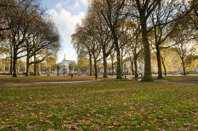 Parks in London - Green